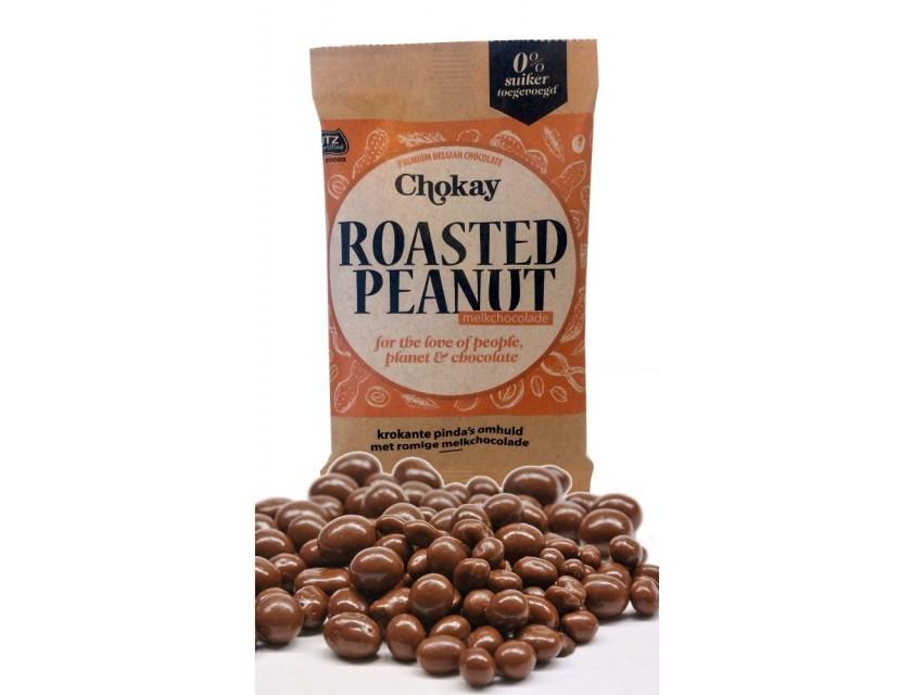 Chokay Erdnüsse mit Schokoladenhülle