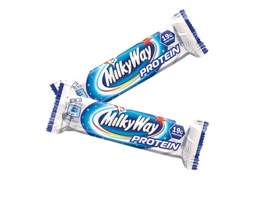 milky way protein riegel low carb protein bar. Black Bedroom Furniture Sets. Home Design Ideas