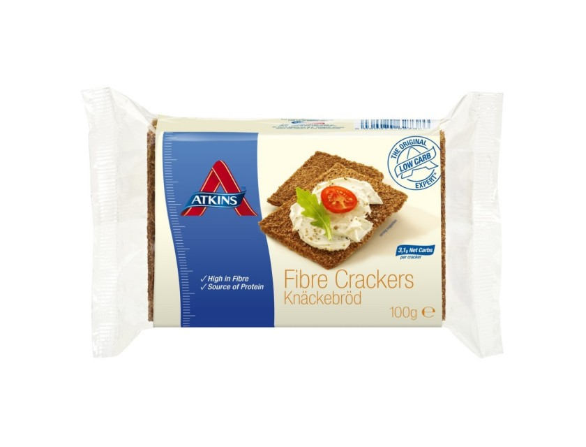 Atkins Knäckebrot (Wheat & Rye Crackers)