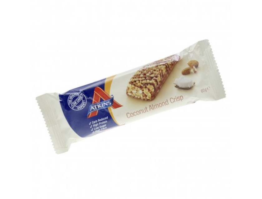 Atkins Advantage Coconut Almond Crisp Bar