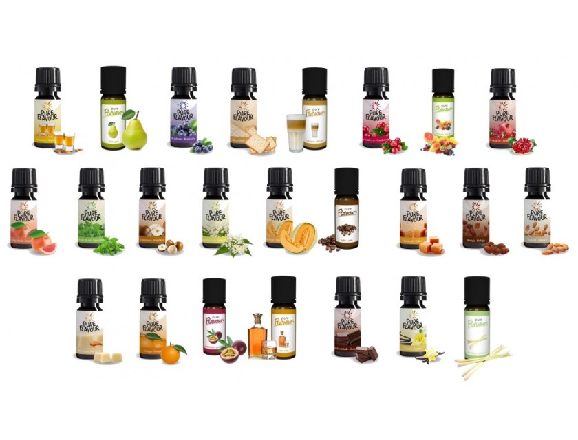 Pure Flavour Aromen 10ml