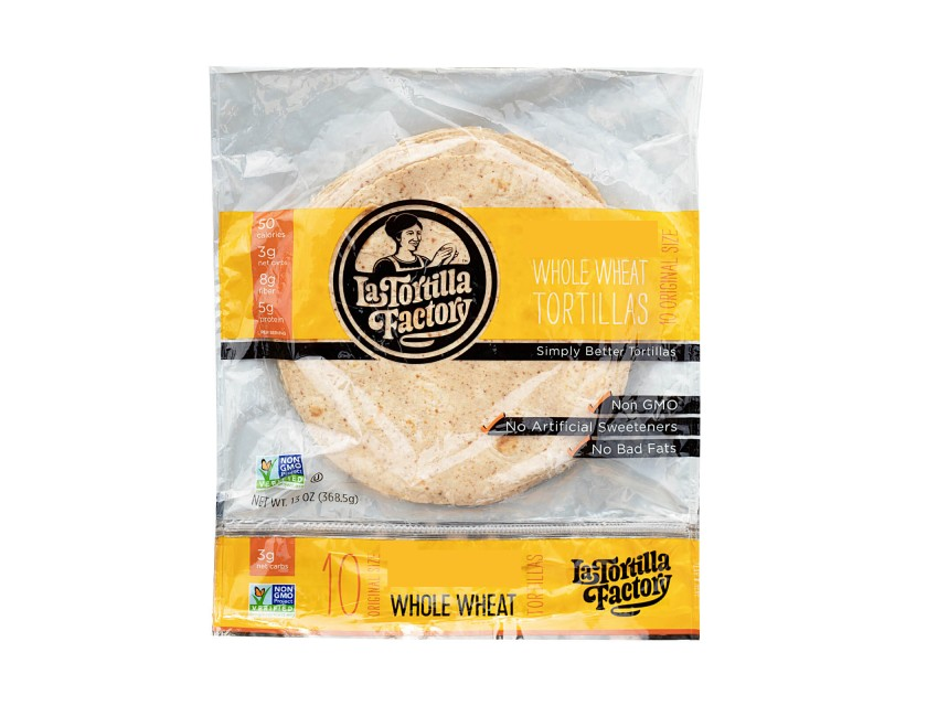 Tortillas Vollkorn 360g