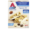 Atkins Cappuccino Nut Multi Pack 150g