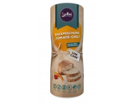 Tomate-Chili Brot-Backmischung 220g Soulfood LowCarberia