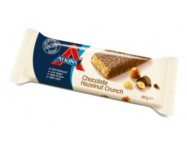 Atkins Advantage Chocolate Hazelnut Crunch Bar
