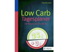 Low Carb Tagesplaner (Ringbuch)