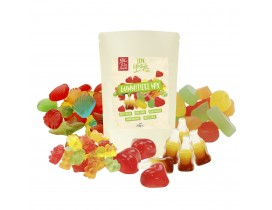 Zuckerfreies Weingummi Mix 250g LCW