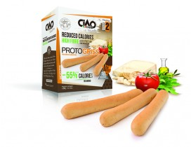Protogriss Brotstangen Natur Ciao Carb 4 x 50g
