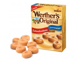 Werthers Original Minis zuckerfrei 42g