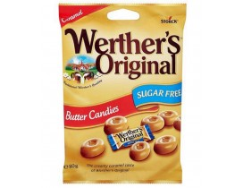 Werthers Original Sahnebonbons zuckerfrei