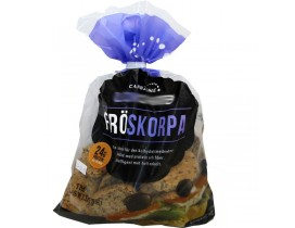 Fröskorpa Crisp Bread Brotsnacks CarbZone 250g