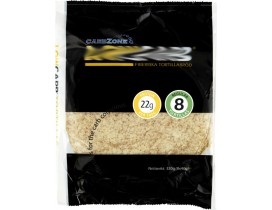 Tortillas 8 x 40g CarbZone