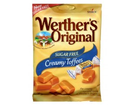 Werther`s Original Creamy Toffees zuckerfrei