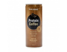 Protein Coffee Latte Caramel 250ml Body Attack