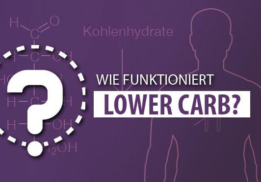 So funktioniert die Low Carb Ernährung