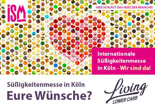 ISM in Köln - Eure Produktwünsche?
